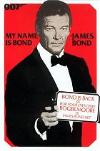 Bond is back...