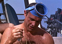 Sean Connery i Thunderball